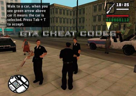 gta codes