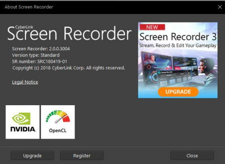 CyberLink Screen Recorder 2