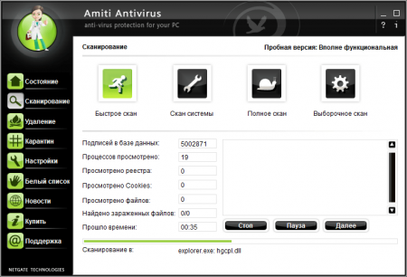 amiti antivirus pro