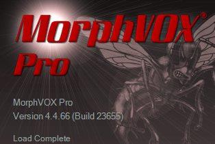 start MorphVOX