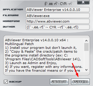 patch ABViewer